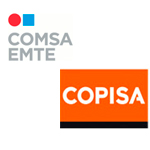 Logo Comsa Copisa